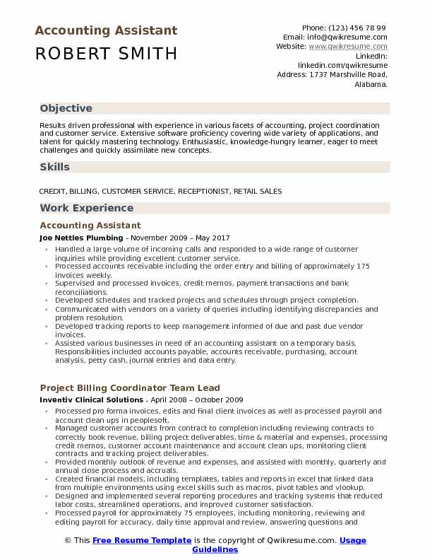 accounting assistant resume samples qwikresume sample pdf hard cover five parts of Resume Accounting Assistant Resume Sample