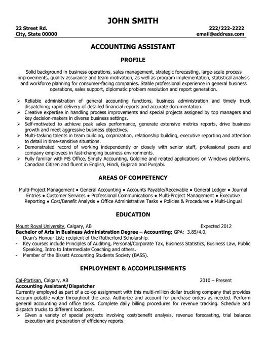 accounting assistant resume template premium samples example executive accountant human Resume Accounting Assistant Resume Sample