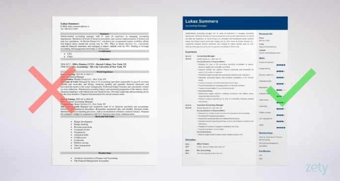 accounting manager resume examples guide tips financial management objective example Resume Financial Management Resume Objective