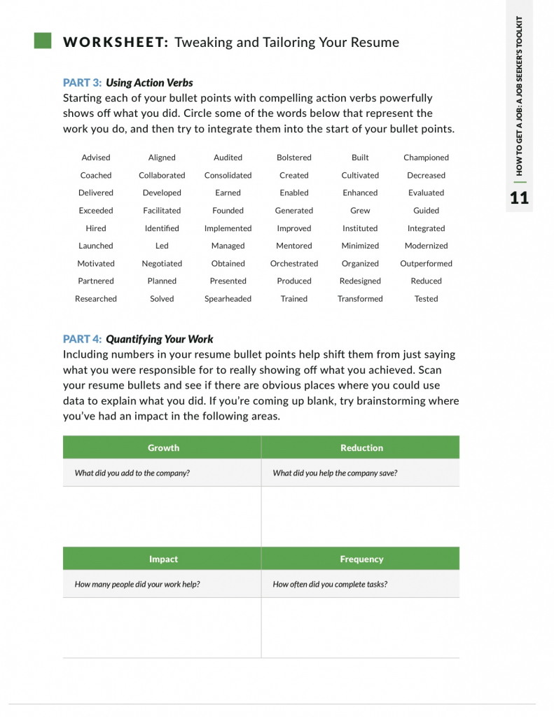 action verbs that take your resume from blah to brilliant glassdoor adjectives and Resume Resume Adjectives And Adverbs
