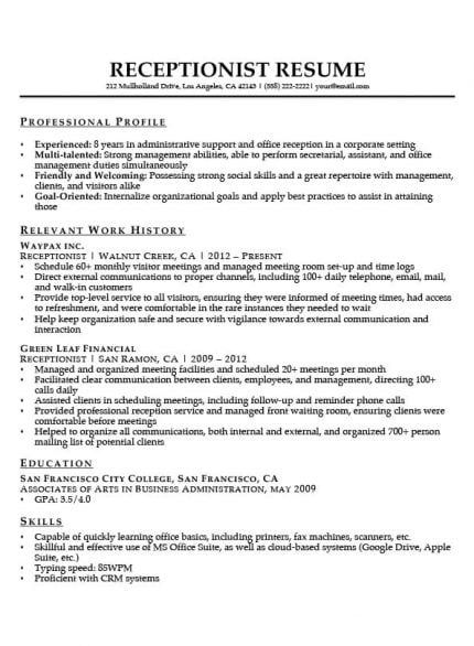 administrative assistant resume example write yours today in examples intercompany sample Resume Administrative Assistant Resume 2020