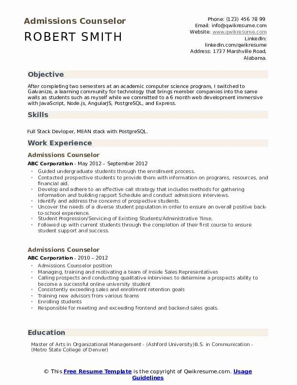 admissions counselor resume no experience printable template in medical coder nurse job Resume Admission Counselor Resume
