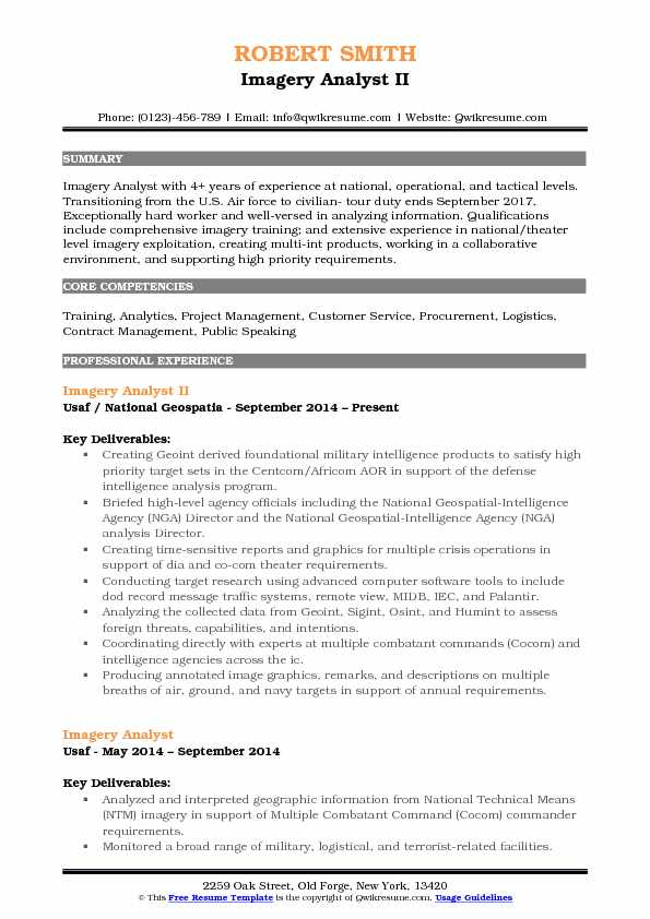 air force resume samples format targeted military template for carpenter duties and Resume Targeted Military Resume Template