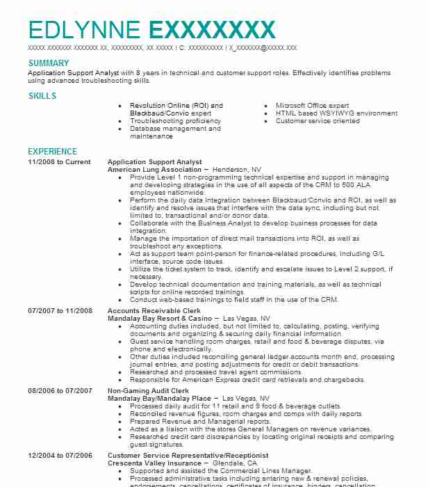 application support analyst resume example livecareer production sample toledo services Resume Production Support Analyst Resume Sample