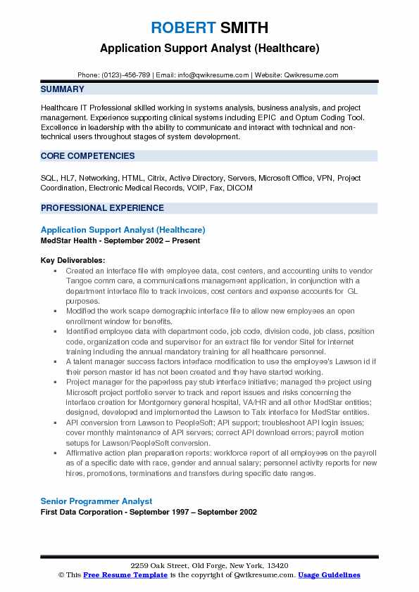 application support analyst resume samples qwikresume software applications pdf rating Resume Software Application Support Resume