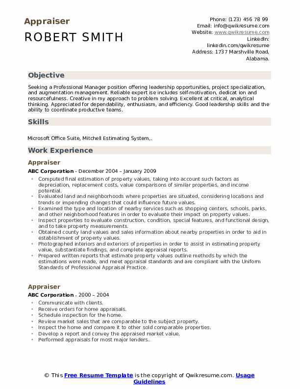 appraiser resume samples qwikresume assistant pdf good objective for warehouse beginner Resume Appraiser Assistant Resume