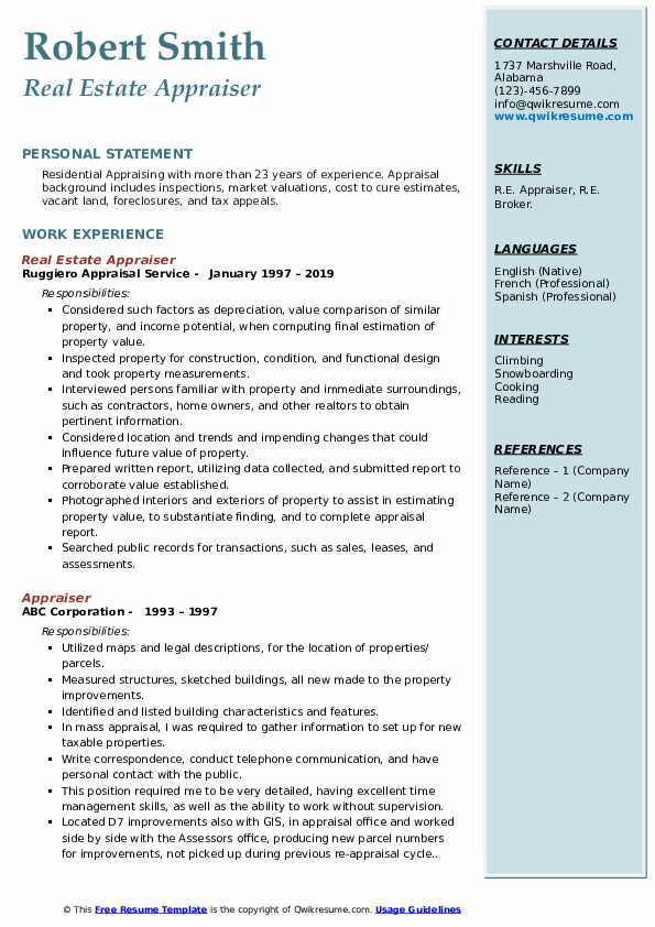 appraiser resume samples qwikresume assistant pdf good objective for warehouse fresher Resume Appraiser Assistant Resume