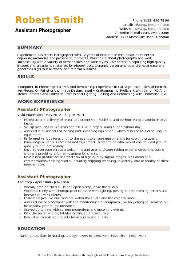 assistant photographer resume samples qwikresume skills for pdf crisis intervention Resume Skills For Photographer Resume