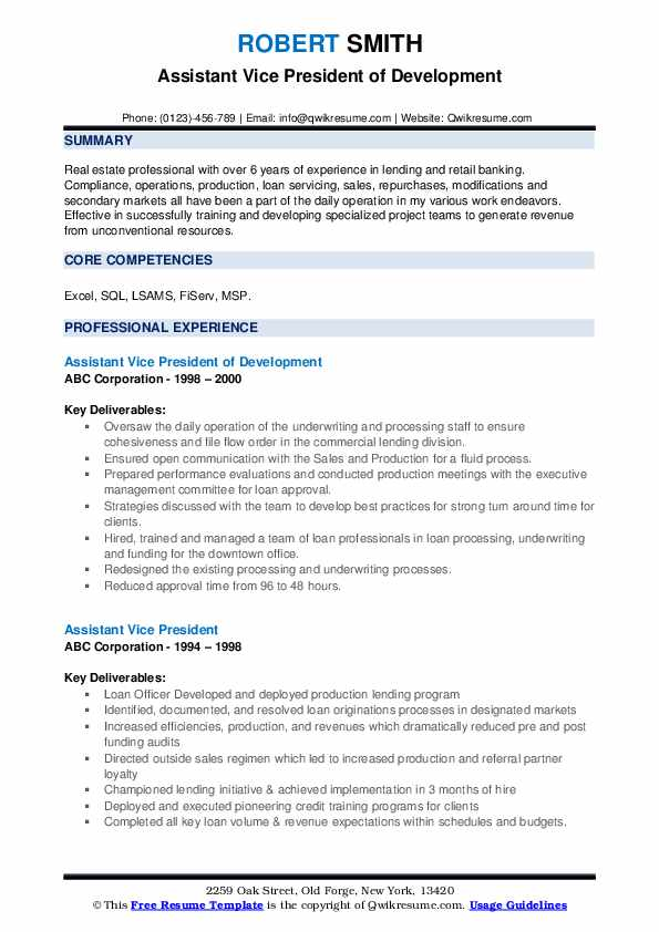 assistant vice president resume samples qwikresume estate private equity pdf own business Resume Real Estate Private Equity Resume