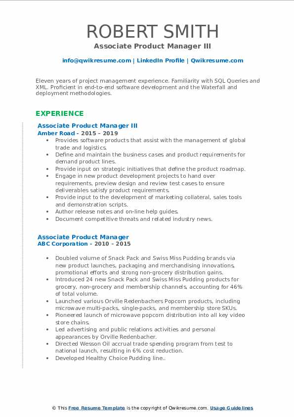 associate product manager resume samples qwikresume pdf should you include references on Resume Associate Product Manager Resume
