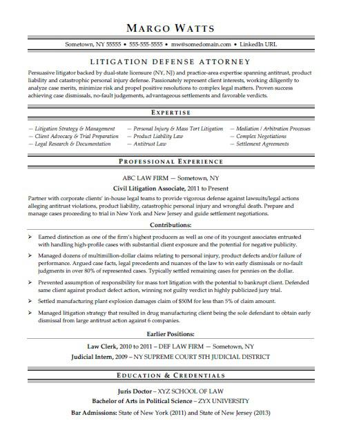 attorney resume sample monster interests for law entertainment industry background Resume Interests For Law Resume