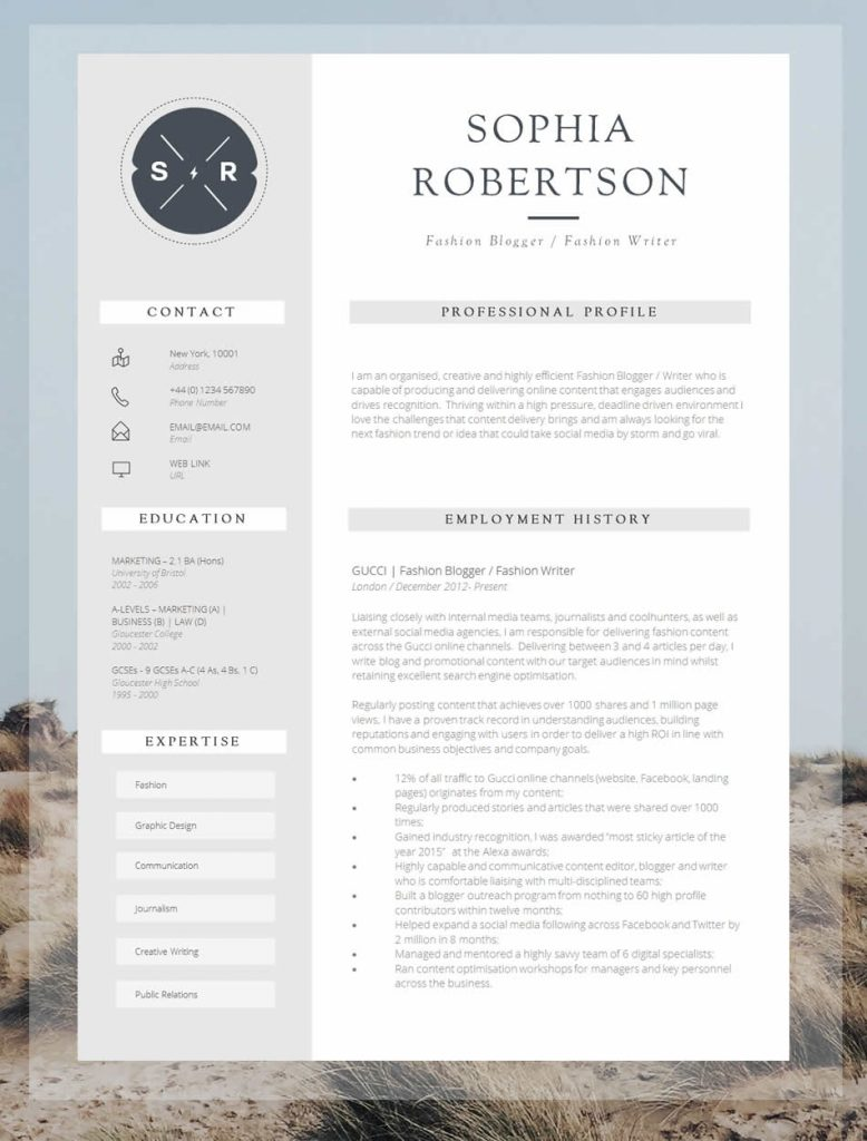 awesome examples of creative cvs resumes guru professional and resume templates editable Resume Professional And Creative Resume Templates