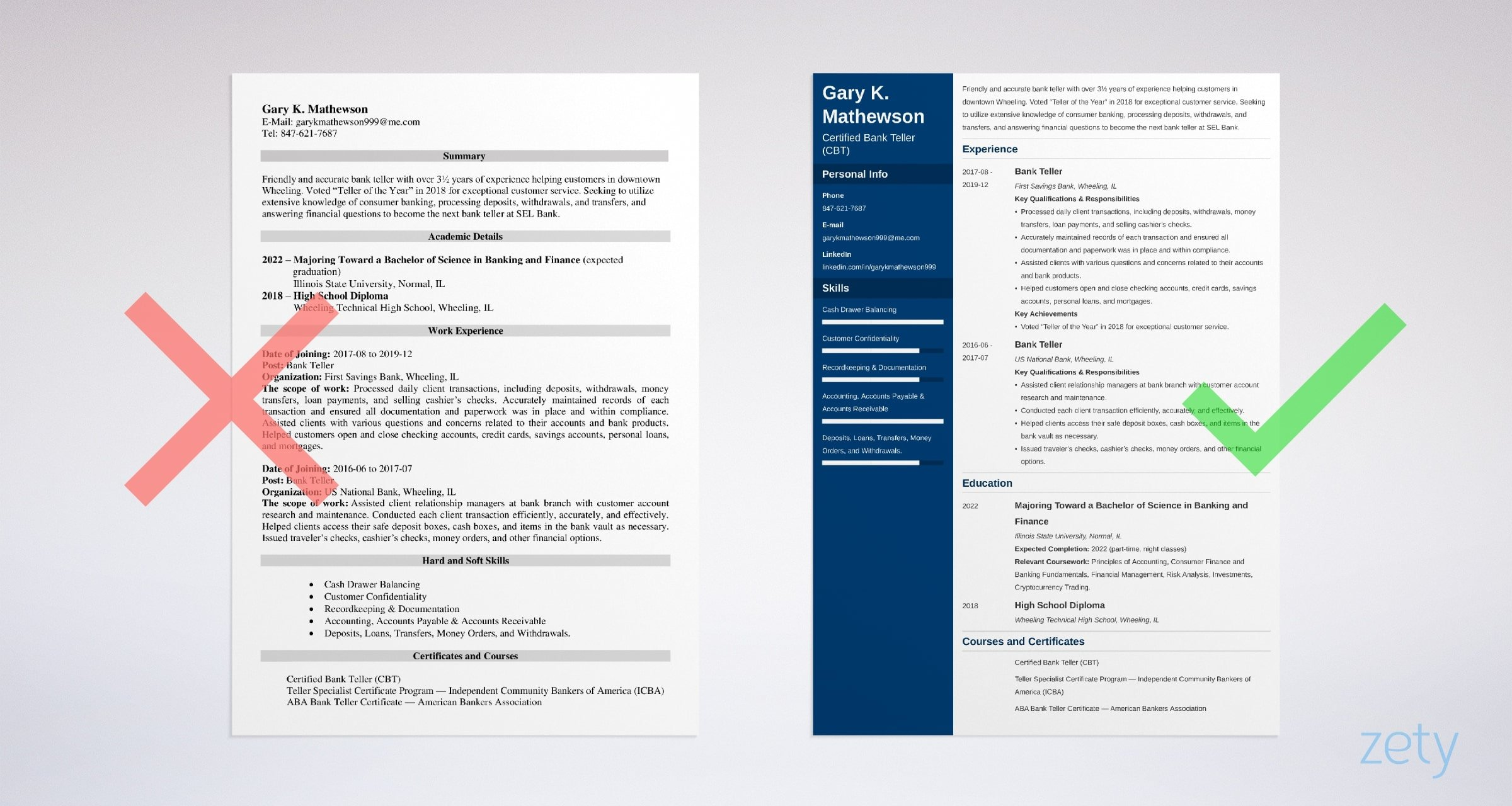 bank resume examples job description no experience duties for recognition and awards on Resume Bank Teller Duties For Resume