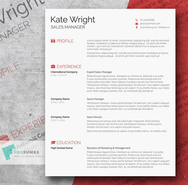 beautiful free resume cv templates in indesign formats adobe template word medical Resume Adobe Indesign Resume Template