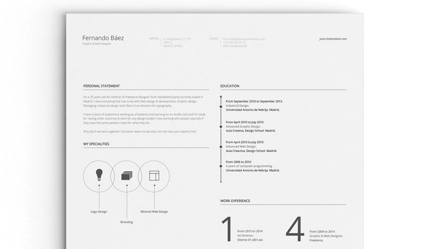 beautiful free resume templates for designers with photo template training orthodontist Resume Free Resume Templates 2020 With Photo