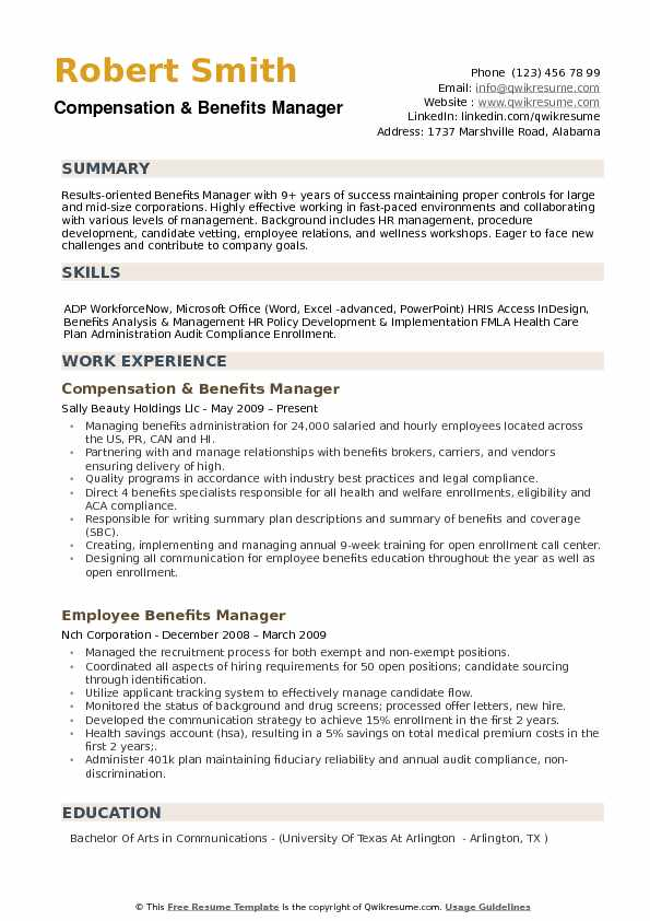 benefits manager resume samples qwikresume pdf professional security consultant los Resume Benefits Manager Resume