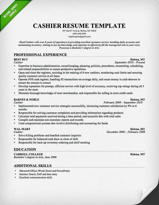 best cashier resume another name for on template professional workshop administrative Resume Another Name For Cashier On Resume