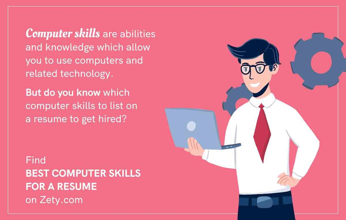 best computer skills for resume software employers made simple currently pursuing degree Resume Computer Skills For Resume 2020