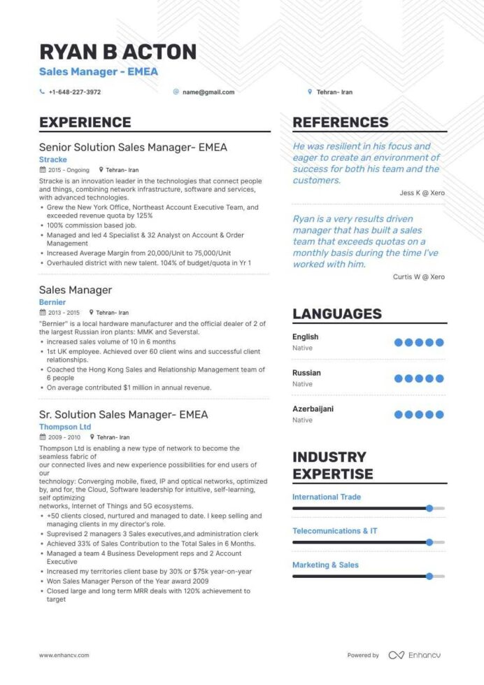 best manager resume examples with objectives skills templates objective for marketing Resume Resume Objective For Marketing Graduate