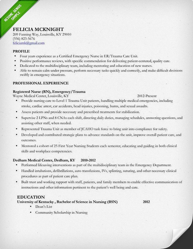 best nursing resume templates detailed for nurses level nurse sample executive assistant Resume Detailed Resume For Nurses