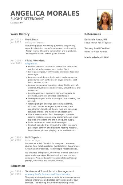 best of photos resume samples for hospitality and tourism check more at https Resume Resume Samples For Hospitality And Tourism