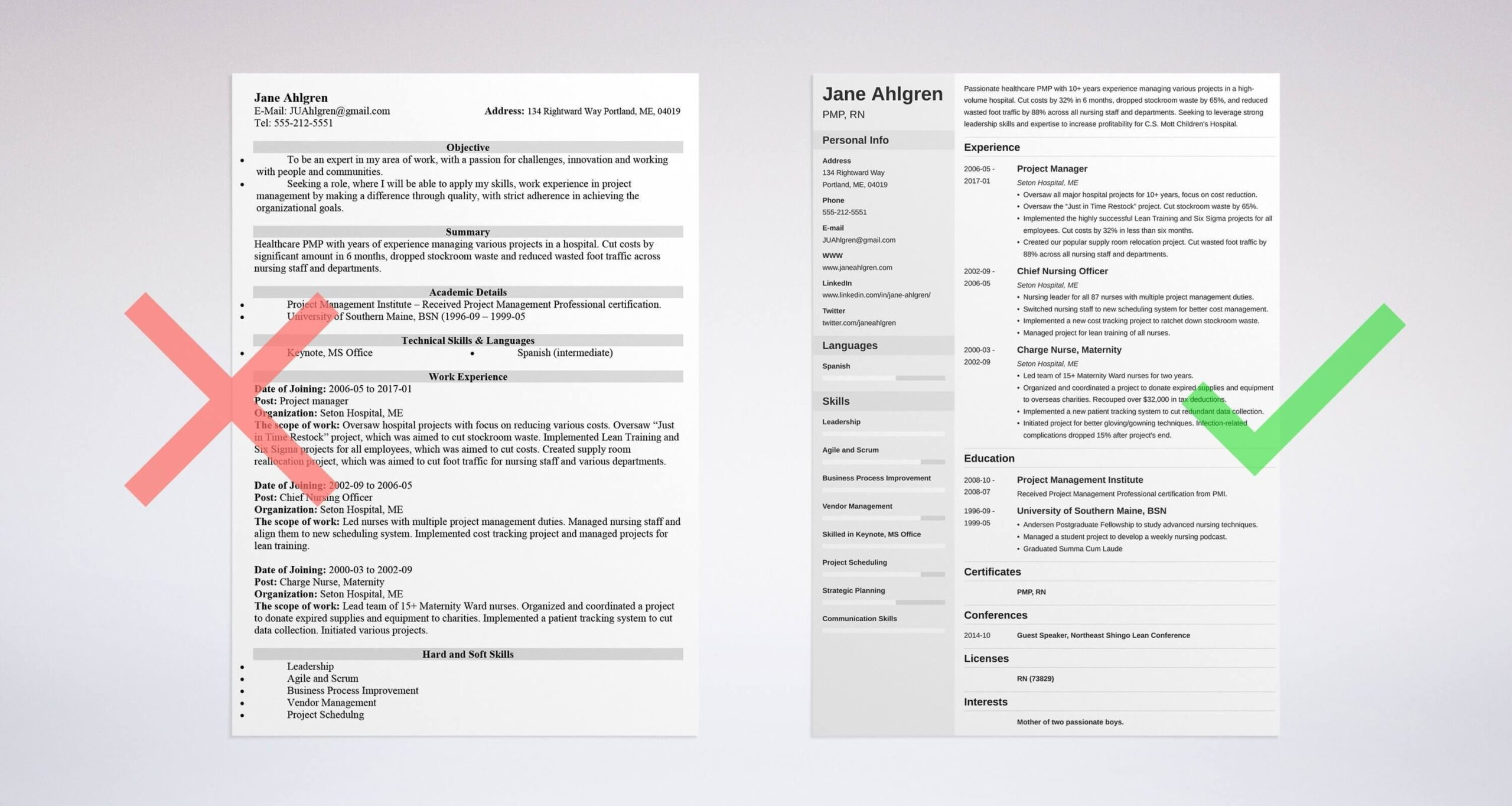 best project manager resume examples template guide sample with details citrix experience Resume Sample Resume With Project Details