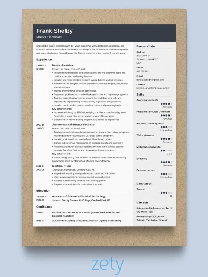 best resume format professional samples great cover letter examples passenger service Resume Great Resume Samples 2020
