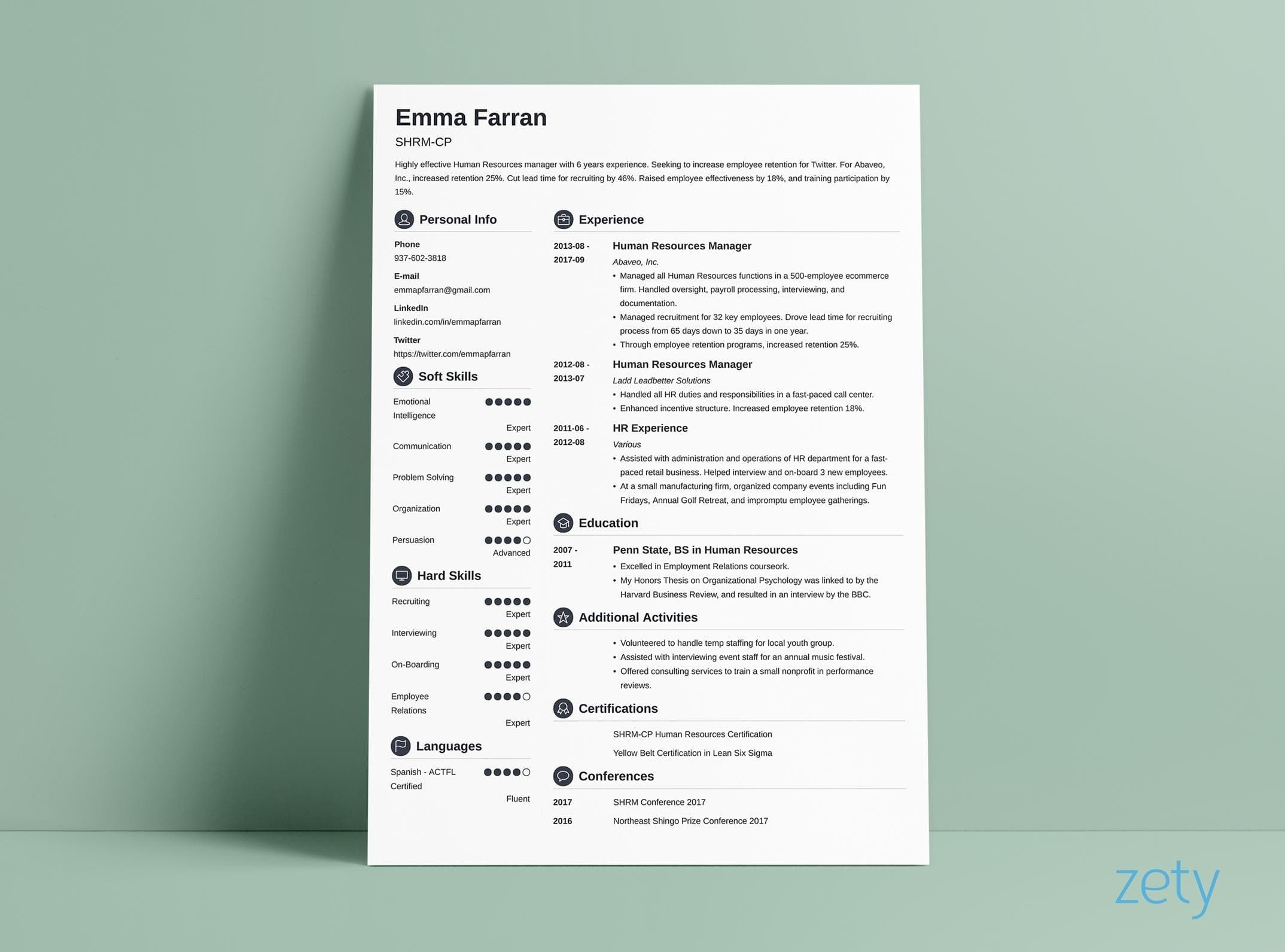 best resume layouts examples from idea to design professional ideas layout police officer Resume Professional Resume Design Ideas