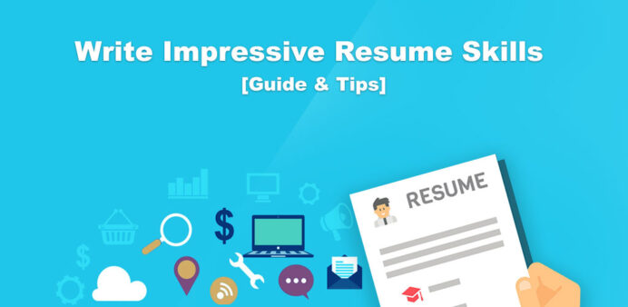 best skills to put on your resume examples setresume should you write impressive for mba Resume Should You Put Your Picture On Your Resume 2020
