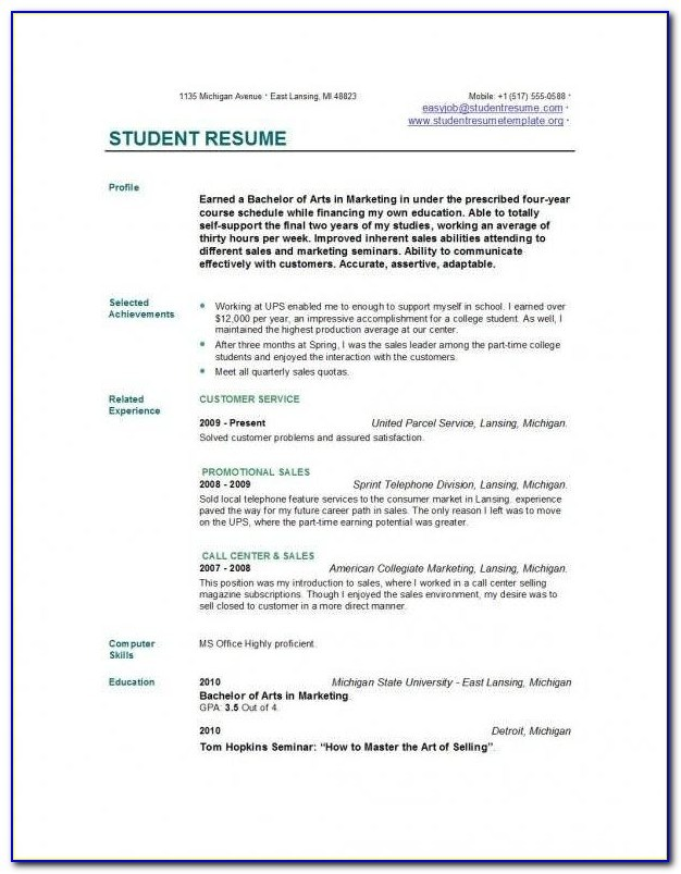 blank resume template for college students vincegray2014 builder highschool business Resume Resume Builder For College Students