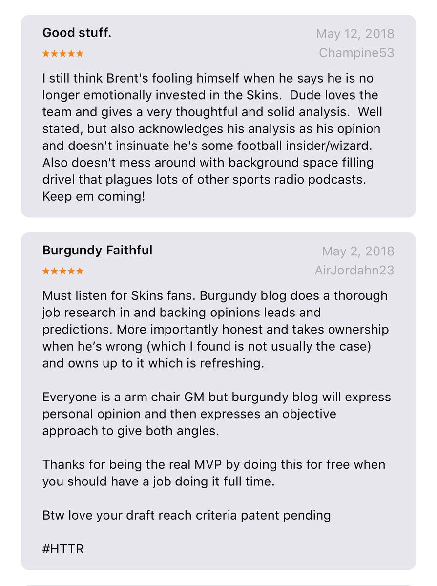 burgundy blog on big shouts to champine53 and airjordahn23 for these awesome reviews of Resume The Resume Dude Reviews