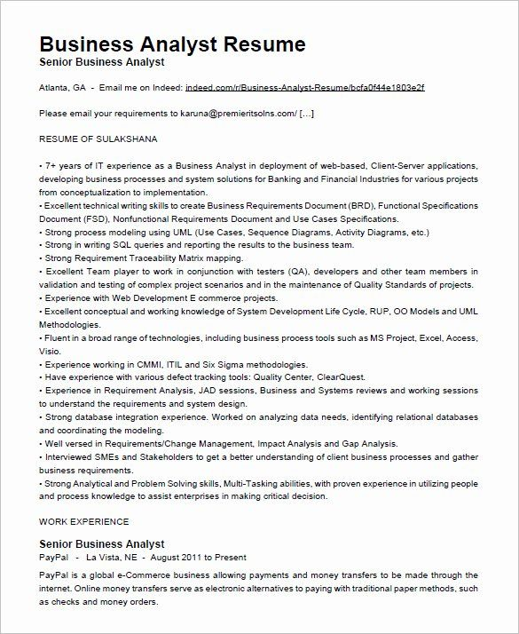 business analyst resume samples entry level indeed keywords for medical lift technician Resume Entry Level Business Analyst Resume Indeed