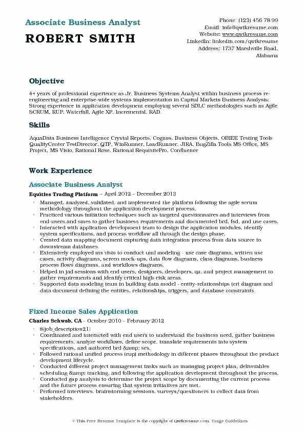 business intelligence analyst resume senior medical student telecom cover letter job for Resume Senior Business Intelligence Analyst Resume