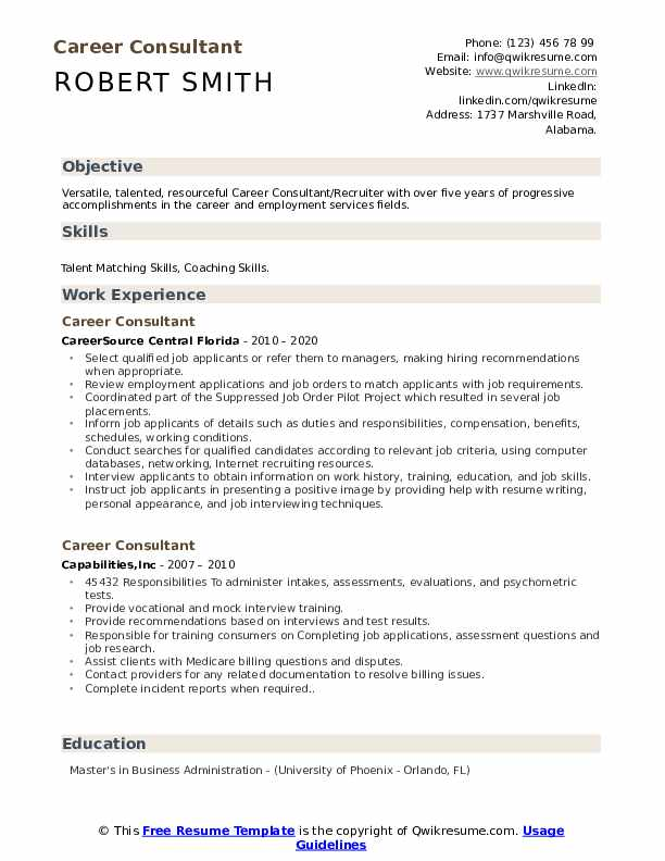 career consultant resume samples qwikresume mock interview pdf one sheet office Resume Mock Interview Resume Samples