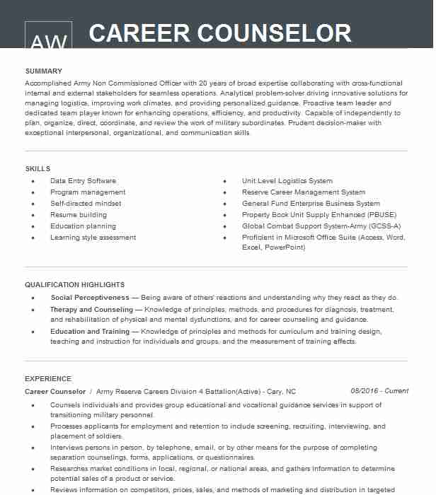 career counselor examples resumes livecareer counseling and resume writing simple cover Resume Career Counseling And Resume Writing