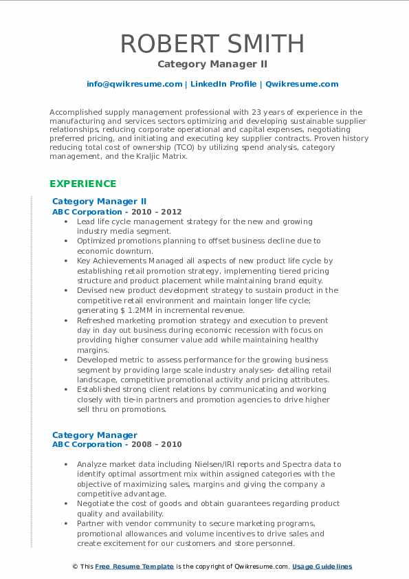 category manager resume samples qwikresume categories skills pdf out of high school Resume Resume Categories Skills
