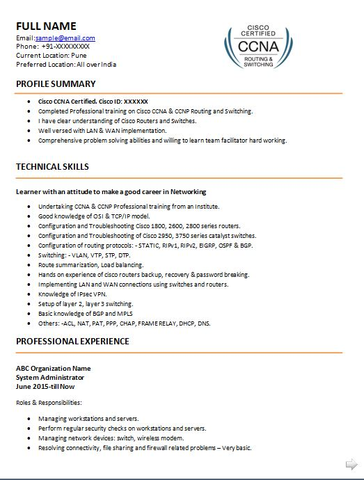 ccna resume samples top templates in ceh for freshers sample trms data analyst examples Resume Ceh Resume For Freshers
