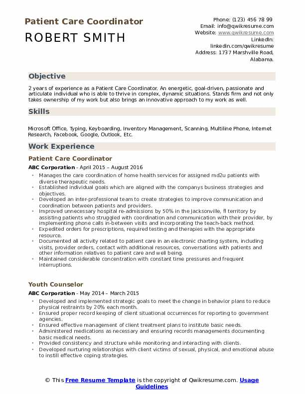 childcare worker resume samples qwikresume child care objective patient coordinator pdf Resume Child Care Worker Resume Objective