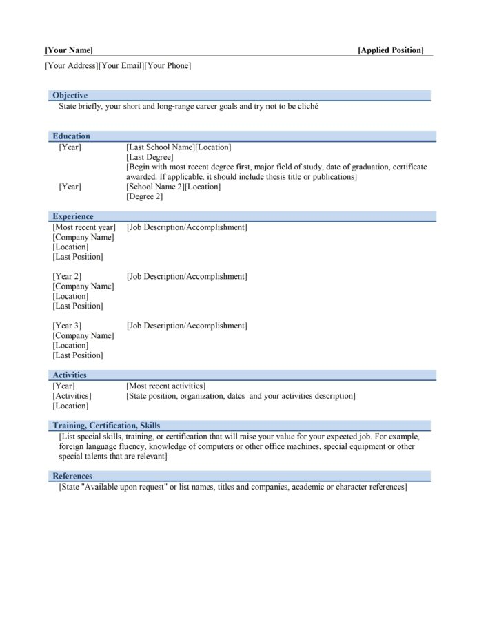 chronological resume template another name for sd5 administrative assistant job hero tips Resume Another Name For Resume