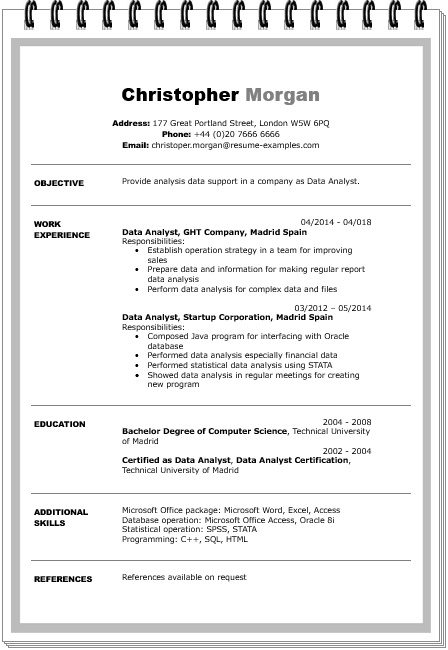 classic resume template new free social media manager responsibilities xfinity smart Resume Classic Resume Template