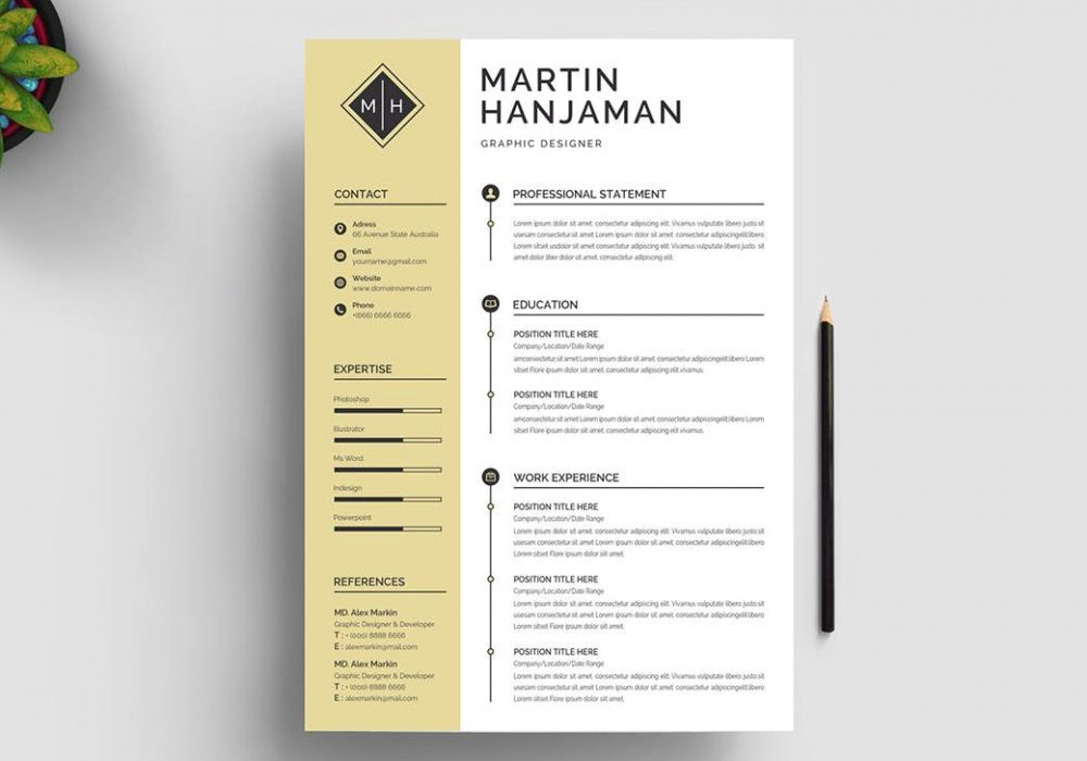 classic word resume template free maxresumes templates 1000x700 army acap sample for Resume Free Resume Templates 2020 Word