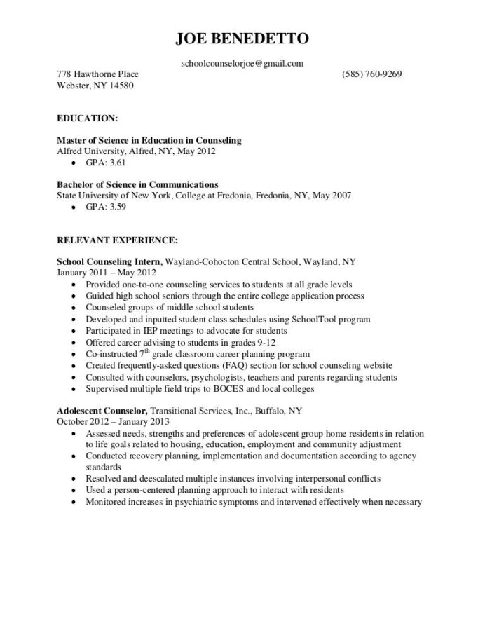college admissions counselor resume sample resumesdesign template admission design Resume Admission Counselor Resume