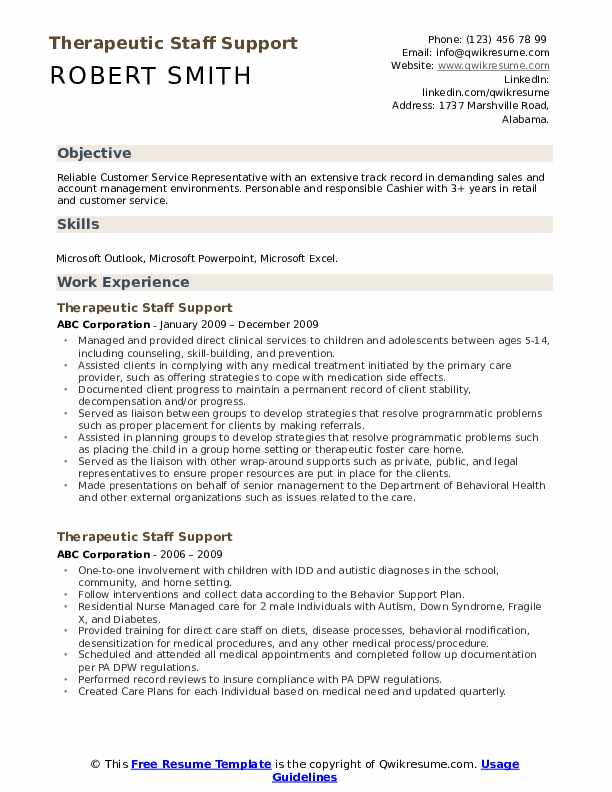 community support worker resume samples qwikresume for service therapeutic staff pdf Resume Resume For Community Service Worker