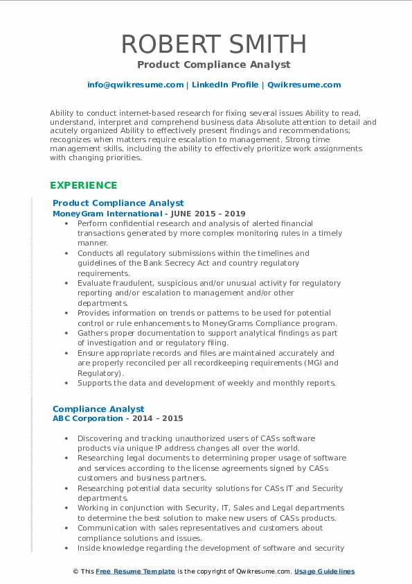 compliance analyst resume samples qwikresume transaction monitoring pdf daycare assistant Resume Transaction Monitoring Resume