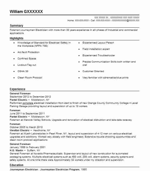 construction foreman resume examples best search engine marketing sample accounting clerk Resume Construction Foreman Resume