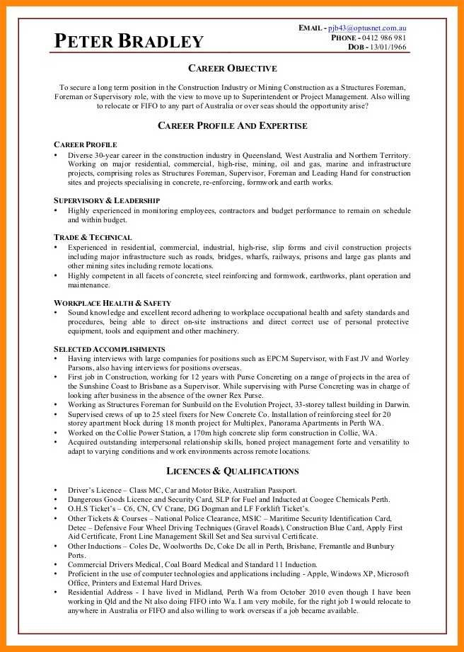 construction industry resume nhprimarysourcecom image result for adjectives and marketing Resume Marine Superintendent Resume