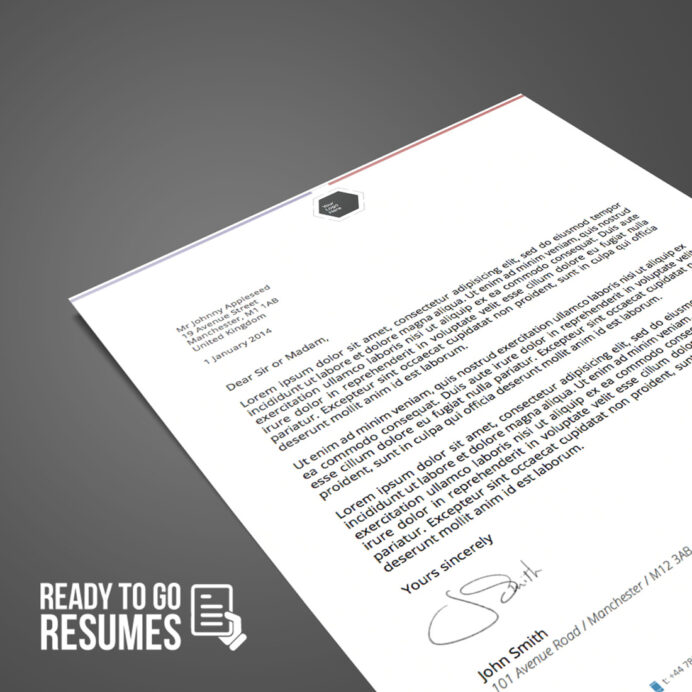 cover letter ready to go resumes does before resume tree groundsman simple examples Resume Does A Cover Letter Go Before A Resume