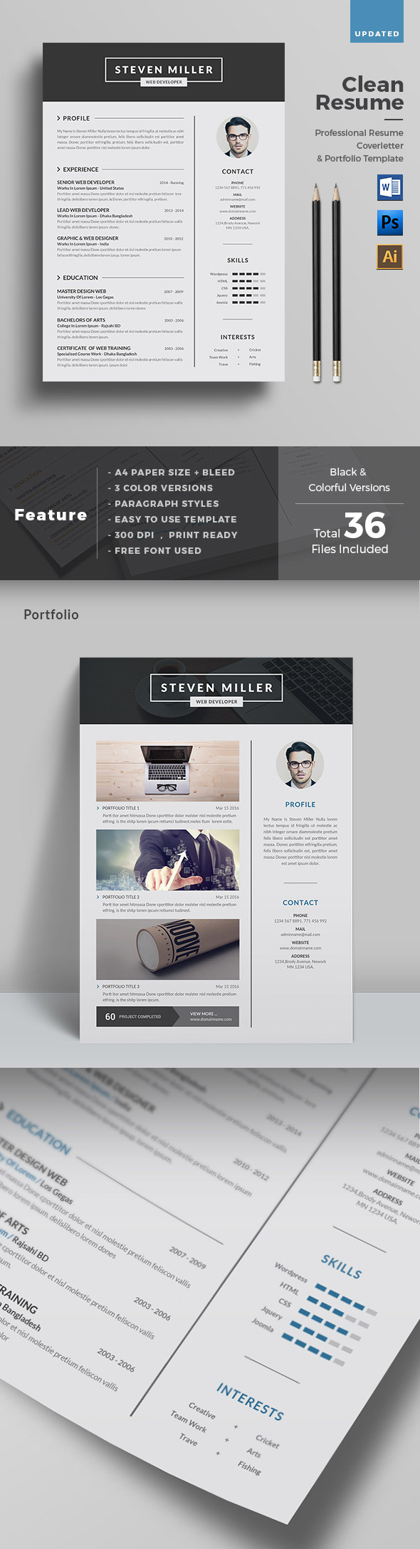 creative dynamic resume cv templates for professional jobs in free servicenow pattern Resume Free Dynamic Resume Templates