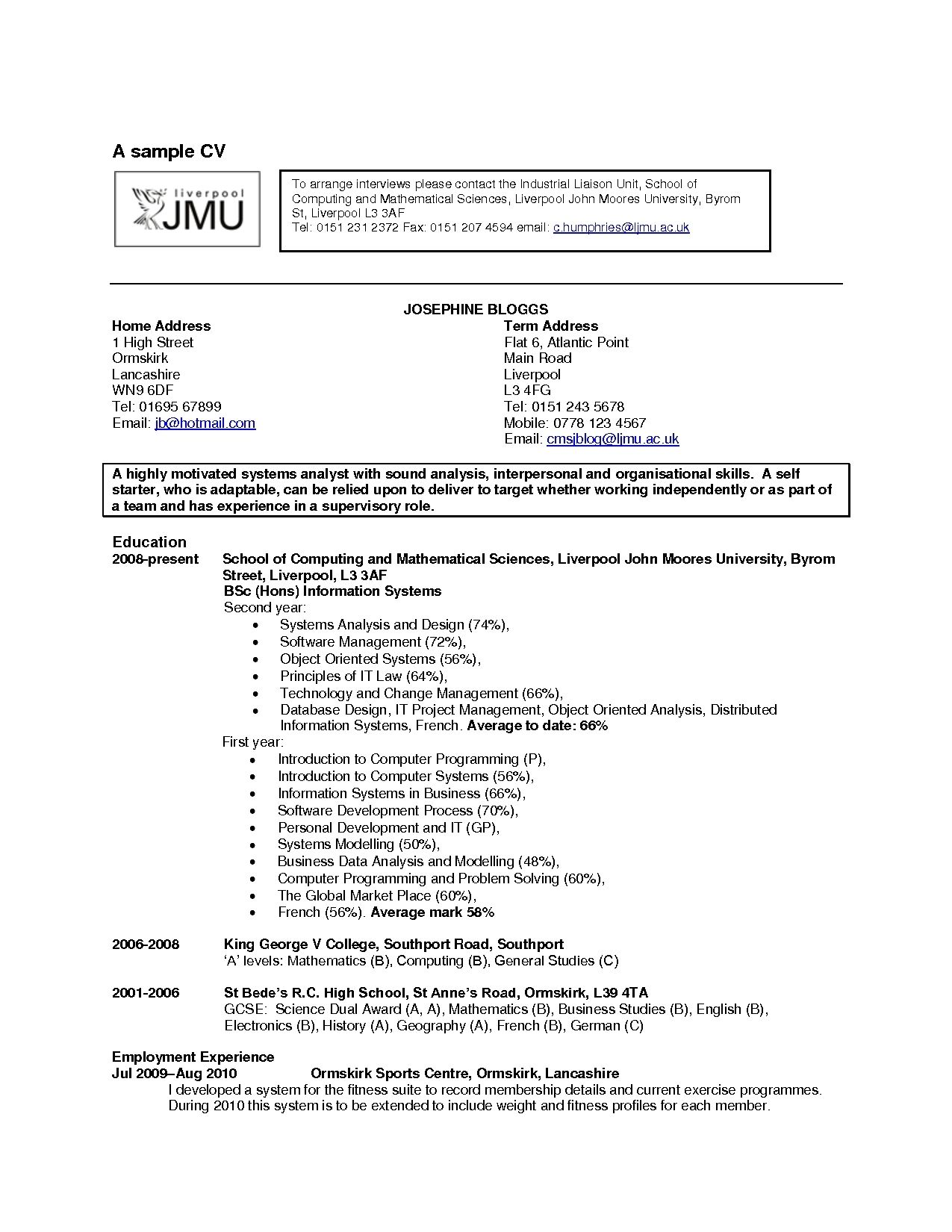 cv template hobbies resume examples and interests activities on mammography samples Resume Interests And Activities On Resume Examples