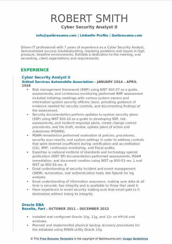 cyber security analyst resume january reddit pdf sample objective for any position Resume Cyber Security Resume Reddit